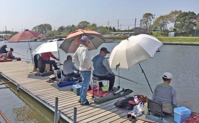 ヘラブナ釣り場でよく見かける『おじさん』図鑑 4つのタイプに分類