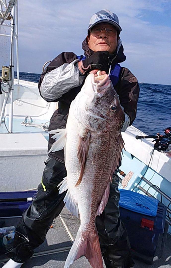 【玄海灘】沖のエサ釣り最新釣果 良型カサゴやマハタなど根魚多数!