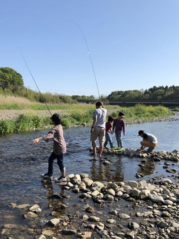 琵琶湖在来種『小アユ』釣り初心者入門 ミャク釣り&ウキ流し釣り解説