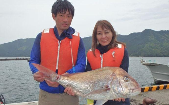 【三重県】船釣り最新釣果情報 デカアオリにオニカサゴ船中25尾!