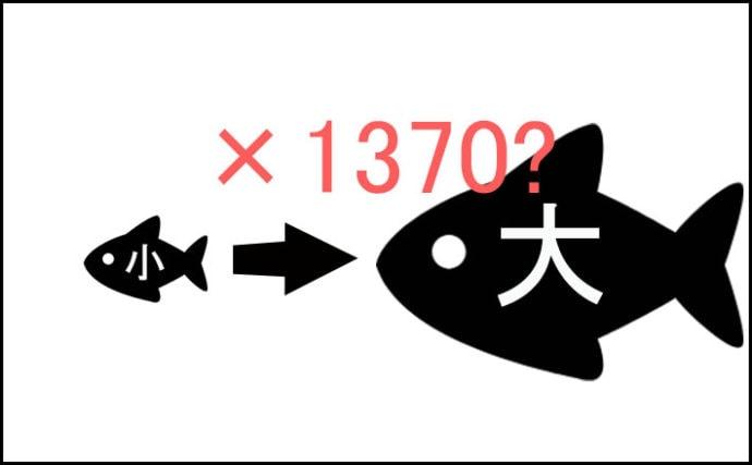 世界最小の魚と最大の魚を比較 体長はなんと1370倍!?