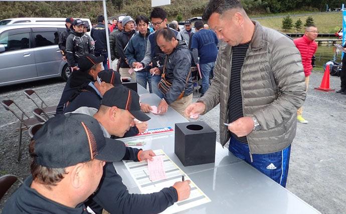 へらぶなチーム対抗戦西日本大会を取材 優勝の秘訣は『情報共有』