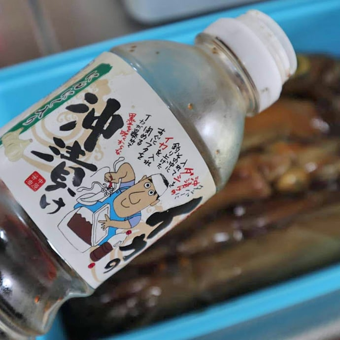 釣り人の特権『イカの沖漬け』の作り方 おすすめ専用醤油2選も紹介