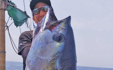 【大分県・宮崎県】船釣り釣果速報 50kg頭キハダマグロ船中20尾