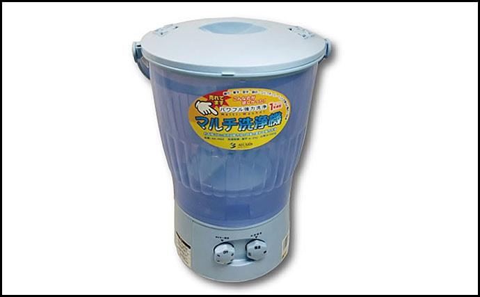 巷でウワサの『簡易タコ洗濯機』を釣ってきた明石ダコで検証!