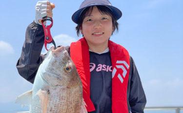 【熊本&大分県】沖釣り釣果情報 70cm大ダイに乗っ込み関アジ好調