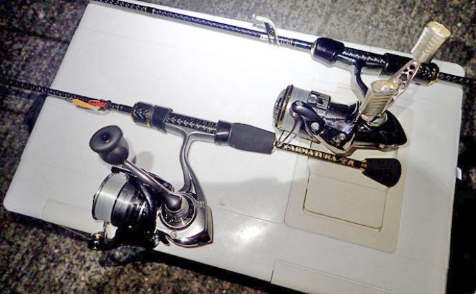 アジングロッドを流用して楽しめる釣り5選 楽しみ方は自由自在!