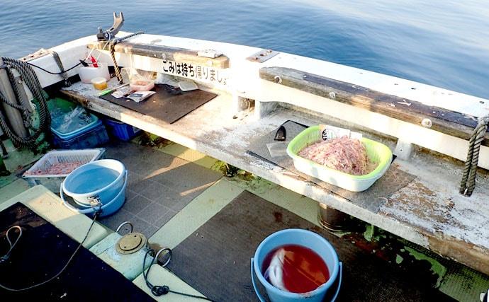 関西オススメ釣り船:丸田丸 ライトなものからディープな釣りまで対応【京都・網野】