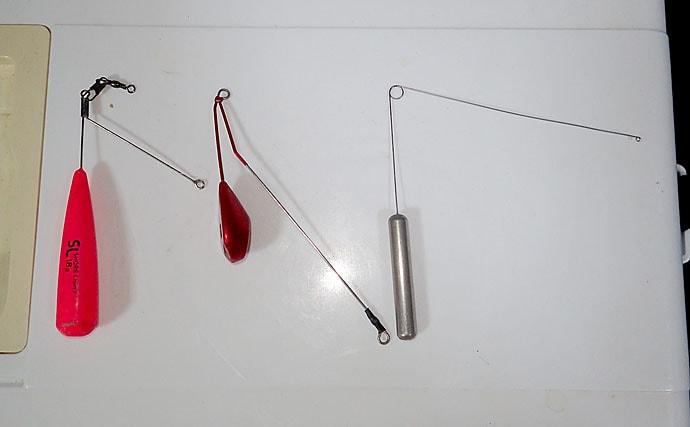 ちょい投げ『天秤』代表的な3タイプの特徴を解説 知れば釣果アップ!