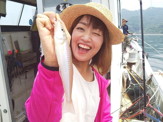 キス釣り&マイクロジギング&タイラバの贅沢リレー船【兵庫:海幸丸】