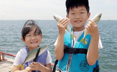 家族連れにオススメ海釣り公園5選 子供と一緒に釣り行こう♪【関西】