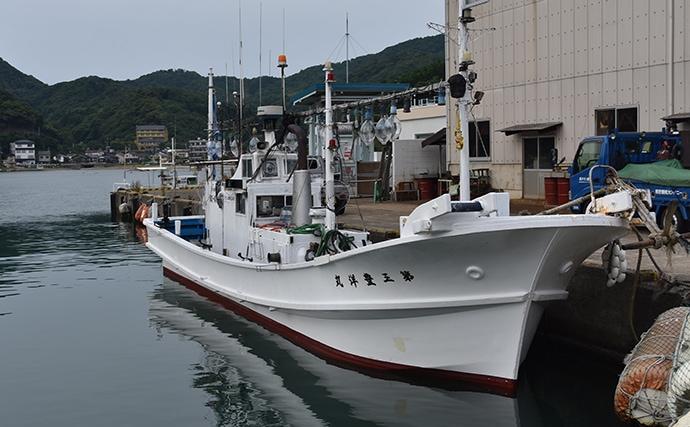関西オススメ釣り船:第三豊洋丸 航程5分でマダイ!青物!イカ!【兵庫・柴山】