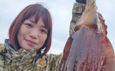 玄界灘のボートSLJ&エギングで青物にアオリイカに根魚!【福岡県】