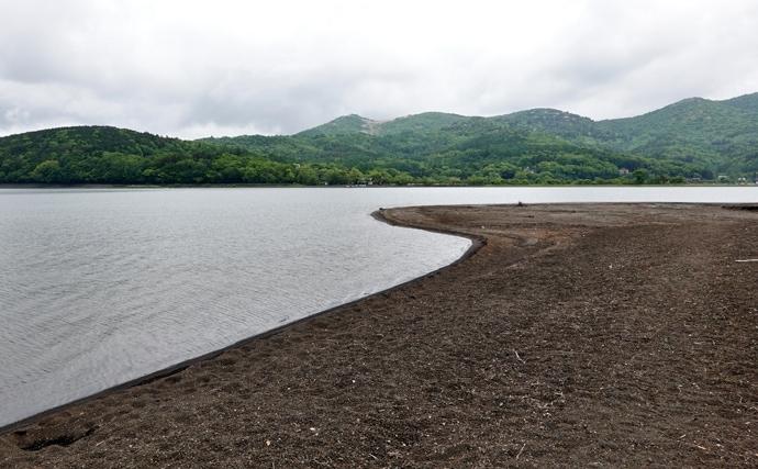 今週のヘラブナ推薦釣り場【山梨県・山中湖】