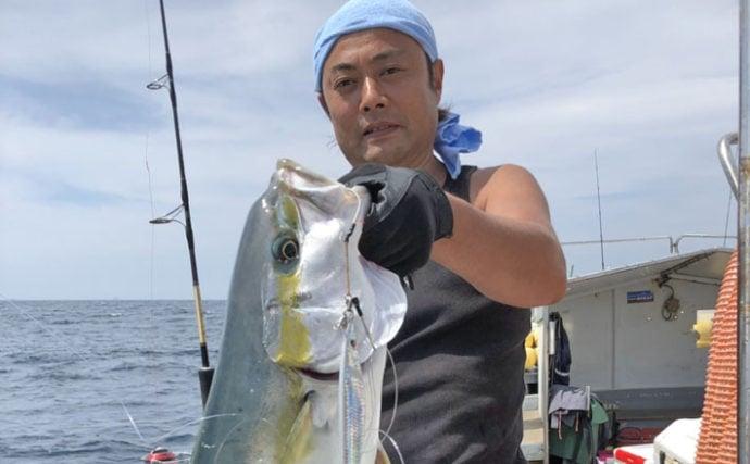 【長崎県・佐賀県】船釣り釣果速報 ジギングで夏マサに17kgアラも