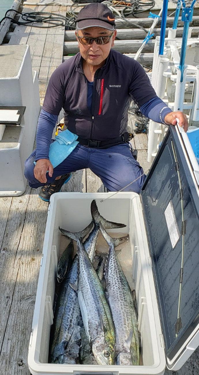 【愛知県・三重県】沖釣り釣果速報 マグロにカツオにカンパチも!