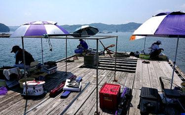 『パラソル』設置のための台座3選 夏のカカリ釣りや波止で大活躍!