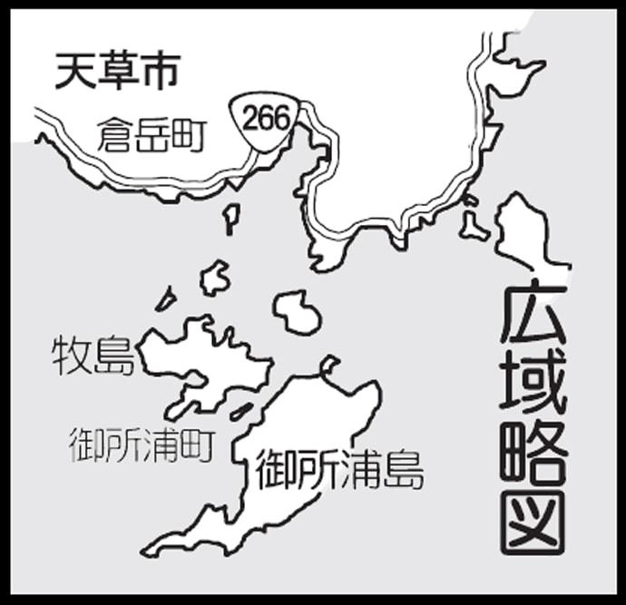 ショアジギで70cmシーバス&ショアタイラバでマダイ手中【熊本県】