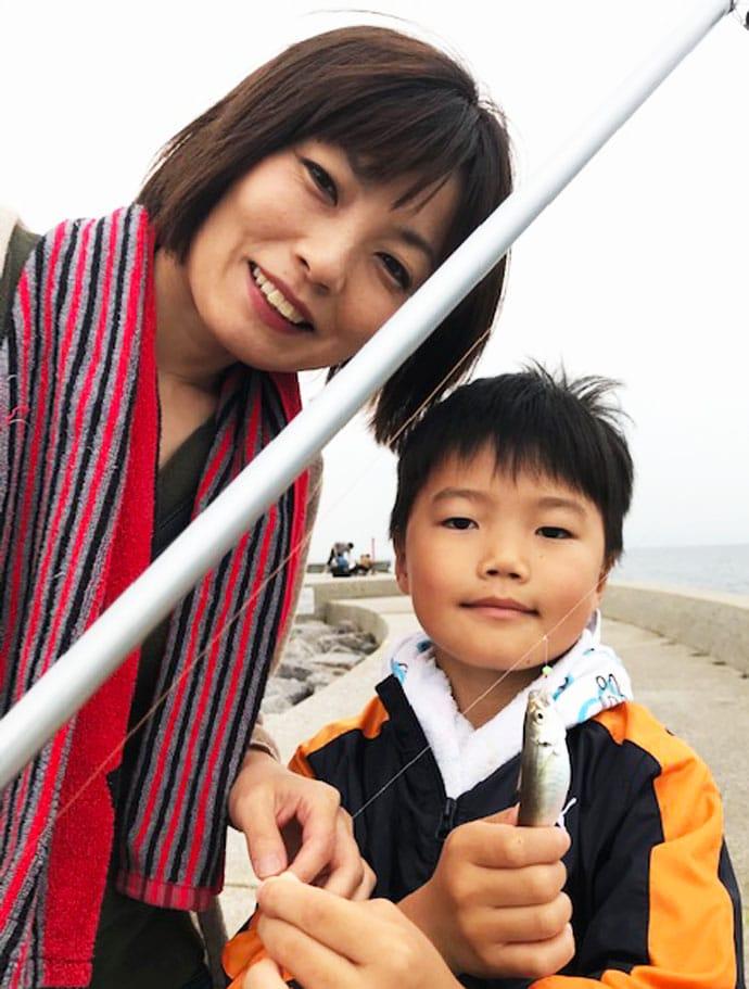 ファミリーフィシング王道『ちょい投げ』&『サビキ』で爆釣【愛知県】