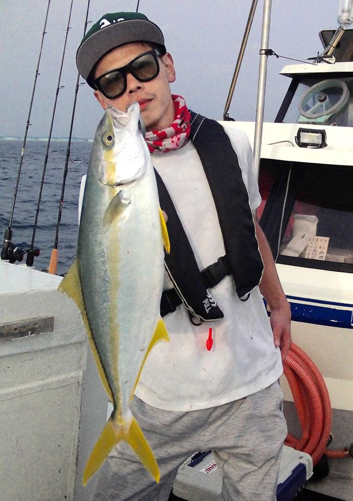 日本海SLJで50cm級『小マサ』35尾など釣果多彩【福井・鷹巣沖】
