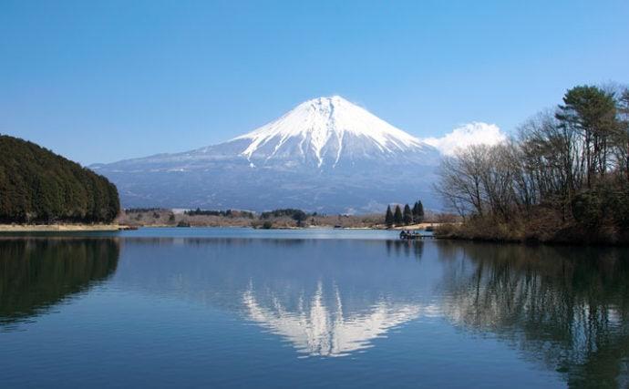 富士山の絶景が楽しめるヘラブナ陸釣りポイント3選【静岡・山梨】