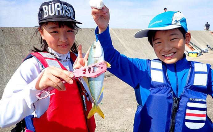 男女ペア限定の釣り大会『カップリングカップ2019』を取材レポート