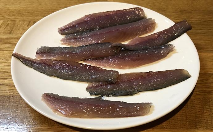 釣果レシピ:小サバのオイル煮 美味な上に大量消費&長期保存も可能!