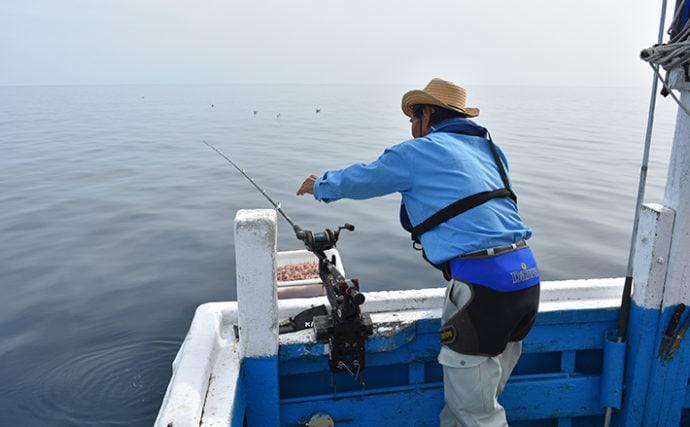 船釣りでの座席位置と釣果の関係を考察 釣れる席は存在する?