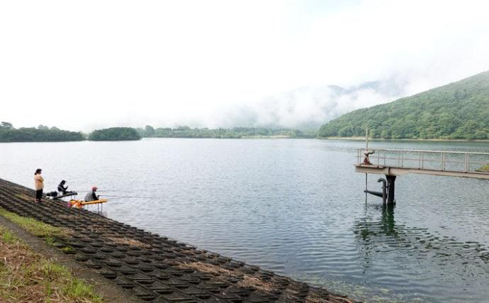 今週のヘラブナ推薦釣り場【静岡県・田貫湖】