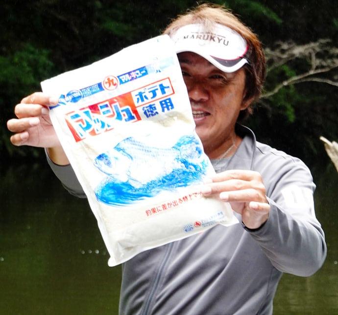 伊藤さとしのプライムフィッシング【マッシュ系エサの宙釣り:第1回】