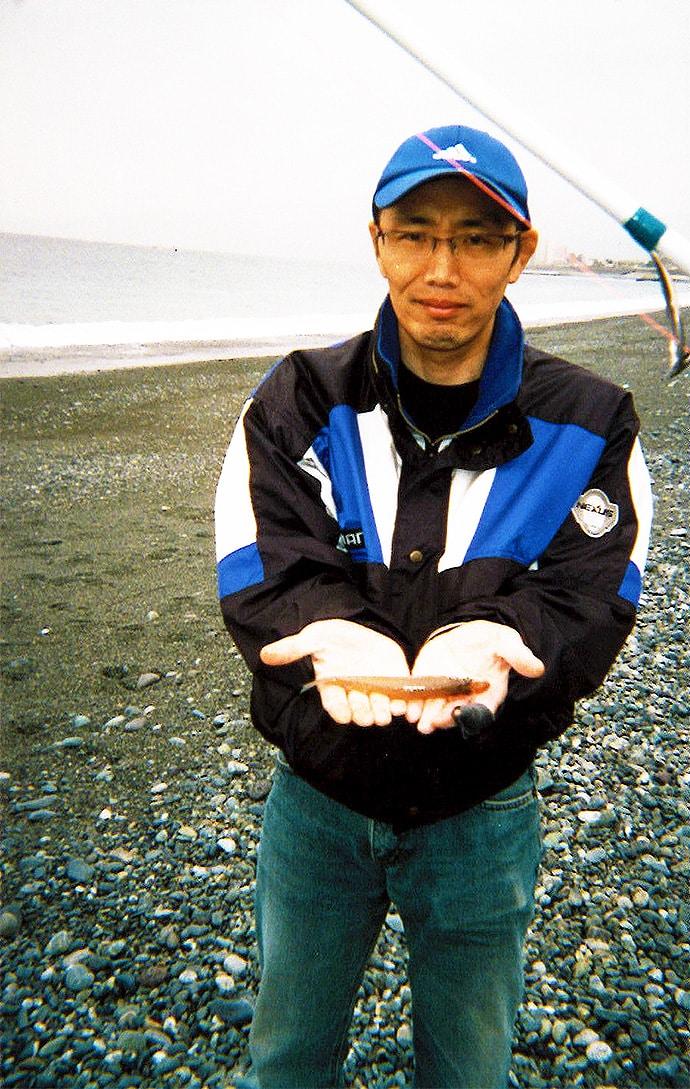 国府津海岸で投げキス釣り好機到来 釣り座の微調整が重要【神奈川県】