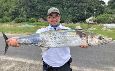 【愛知県】沖釣り釣果速報 SLJ好調継続に良型ウナギ23匹!