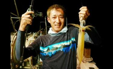イカメタル船中トップ69尾 メタルティップランがマッチ!【一美丸】