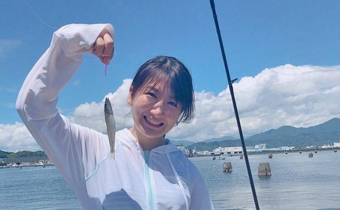 現役大学生カップルのちょい投げデート 釣りでポイントアップは可能?