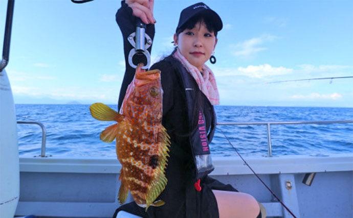 【九州4県】オフショアルアーゲーム釣果速報 夏ヒラマサ絶好調!
