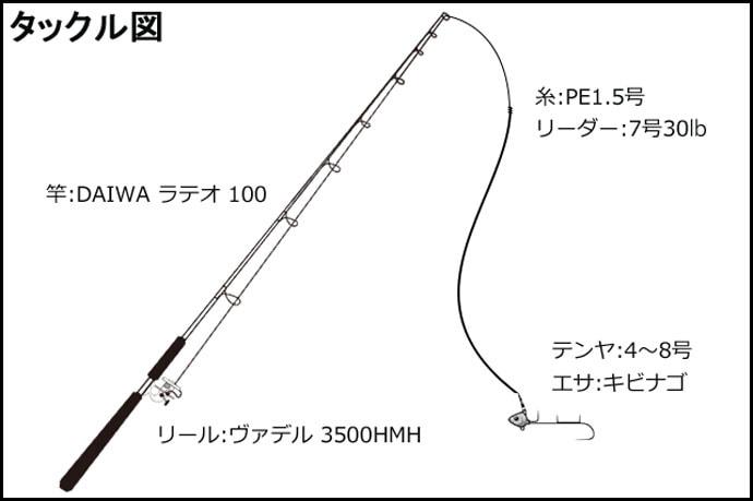 ショアテンヤタチウオ&サーフトローリング(弓角)釣行【三保海岸】