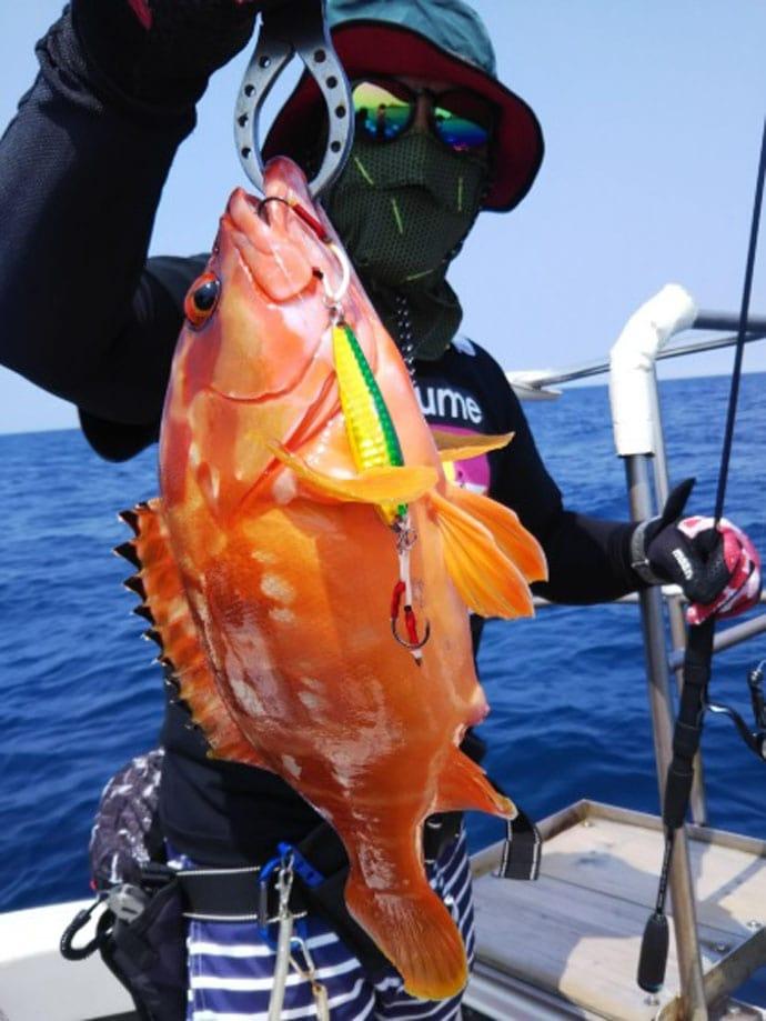 【九州エリア】オフショアルアー釣果速報 ジギングで30kg級キハダなど