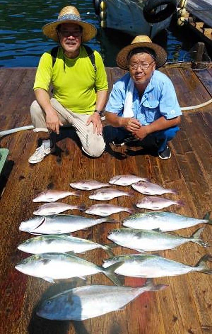 【三重県】海釣り施設釣果速報 短時間の高級魚狙いが夏にオススメ!