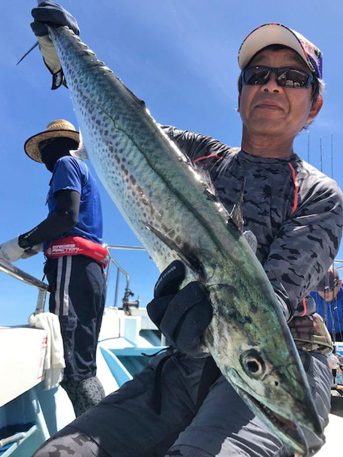 【愛知県】船釣り釣果速報 サワラフィーバーにウナギ好調継続中!