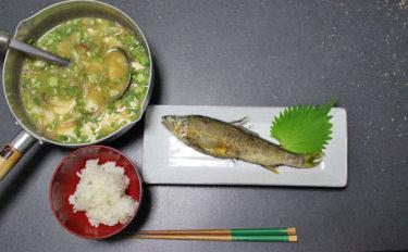 栄養士がオススメする夏バテ対策レシピ:アユの冷や汁風御膳