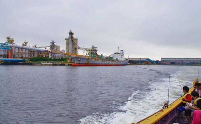 《夏休みオススメ》船釣りだからこそ見られる東京湾の史跡や風景を紹介