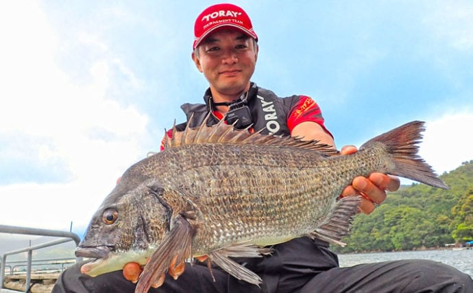 【2019夏】イカダ&カセからのクロダイかかり釣り徹底攻略 盛期到来