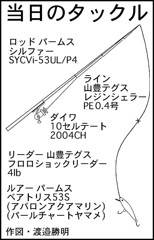 渓流ルアー釣行で25cmオーバーヤマメ&イワナ【岐阜県・平湯川】