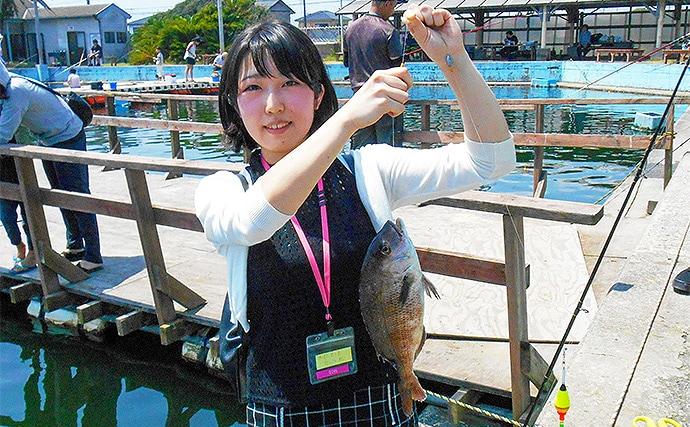 『九十九里海釣りセンター』を取材レポート マダイ釣りすぎ注意!