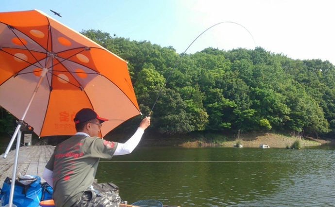 ヘラブナ釣り入門に必要な最低限の道具を紹介 秋は入門のチャンス!