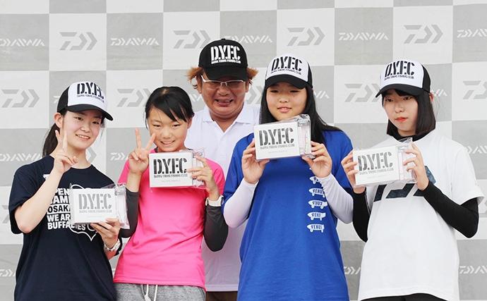 子供のための釣りイベントで『追っかけアジ釣り』に挑戦【大阪・泉佐野】
