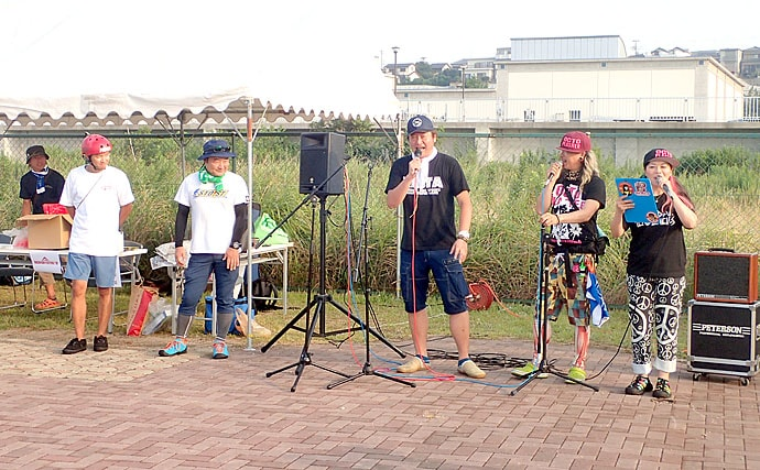 真夏のロックフィッシュフェスティバル取材レポート【神戸・平磯】
