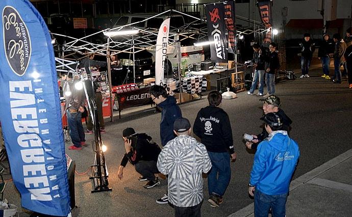 陸っぱりルアー大会「第9回SST鯵&目張ing TOUR!」募集中