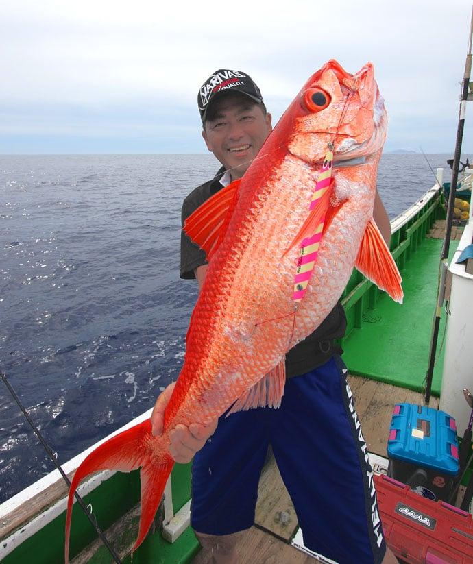 東洋のガラパゴス『小笠原諸島』で遠征フィッシング 規格外の魚を狙う!