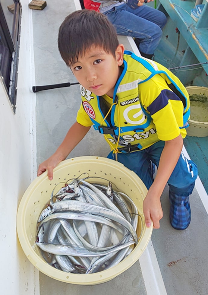 【愛知県・三重県】沖釣り釣果速報 タチウオ開幕から絶好調!